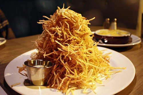 So long, shoestring fries. We barely knew ye.