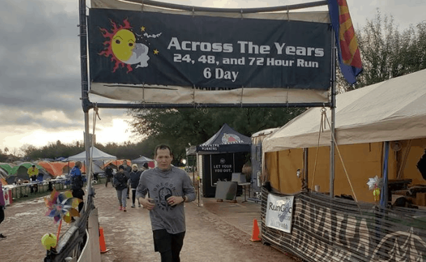 Race Report: Across the Years 2018-2019